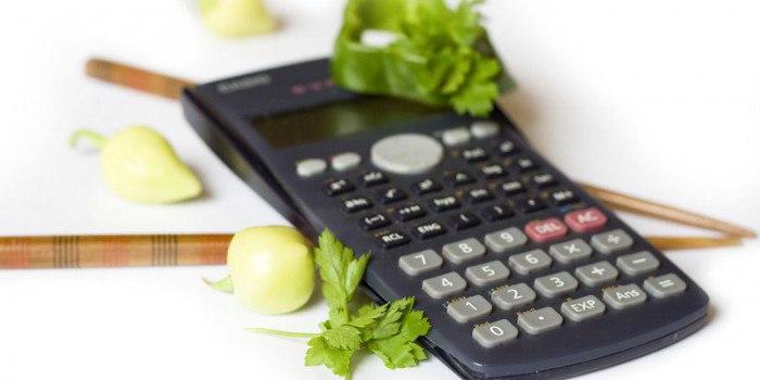 Как сбросить вес при помощи учёта калорий?
