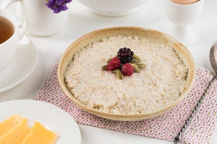 Ячневая каша – полезное и вкусное блюдо