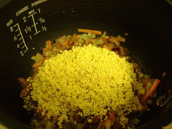 Рецепт пшенной каши для мультиварки: быстро, вкусно, полезно