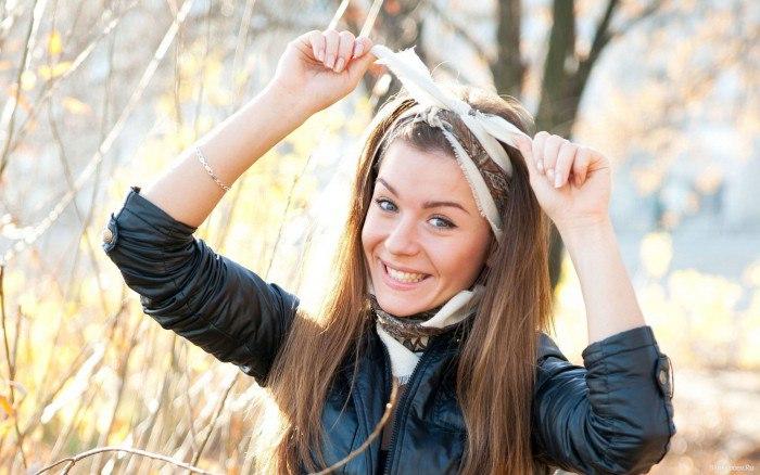 Как завязать платок на голове: лучшие варианты