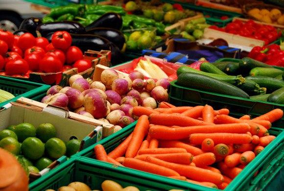 Цветная диета: правила, меню, противопоказания и рецепты