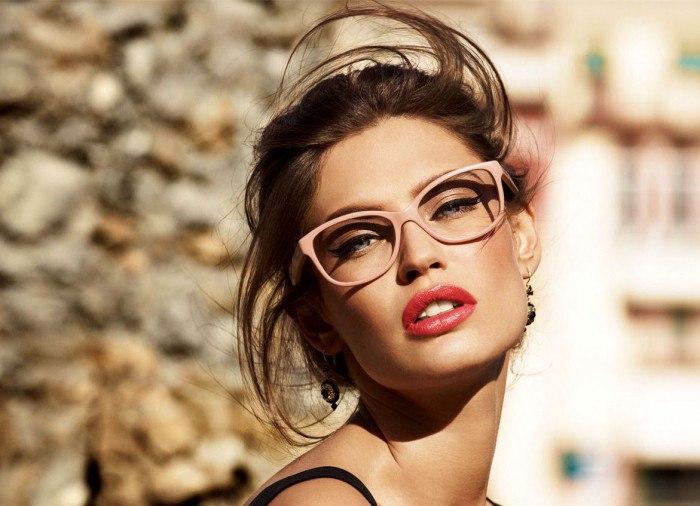 Какие очки для зрения модные в 2015 году?