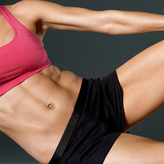 Как накачать рельефное тело девушке быстро без тренажерного зала?