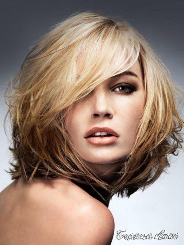 Тонкие волосы: уход, стрижки, укладки
