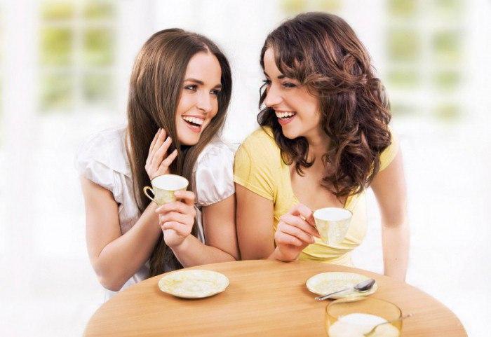 Какими бывают отношения между женщинами?
