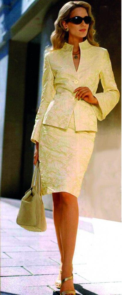 Как найти свой классический и деловой стиль в одежде женщине за 40?