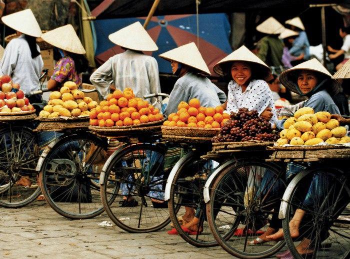 Путями купцов: шоппинг в экзотическом Вьетнаме