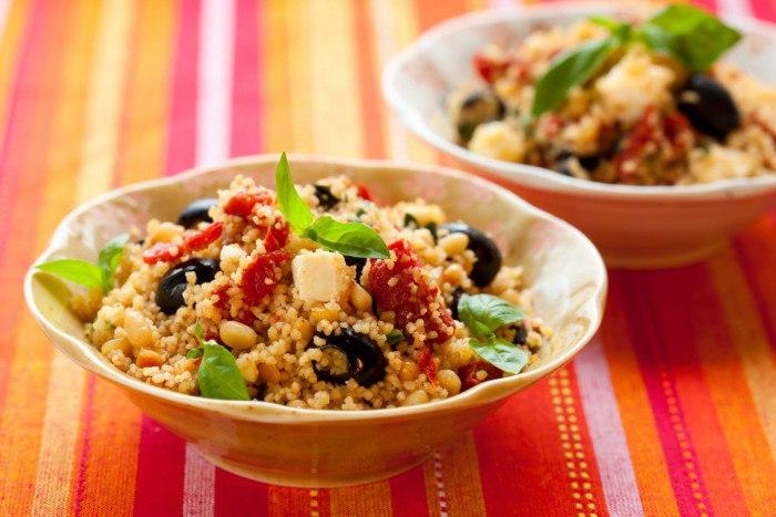 Крупа кускус в вашем рационе: учимся готовить вкусные блюда