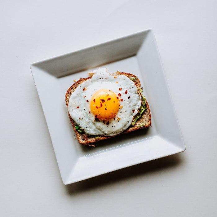 Белковый завтрак – польза для организма и средство для снижения веса