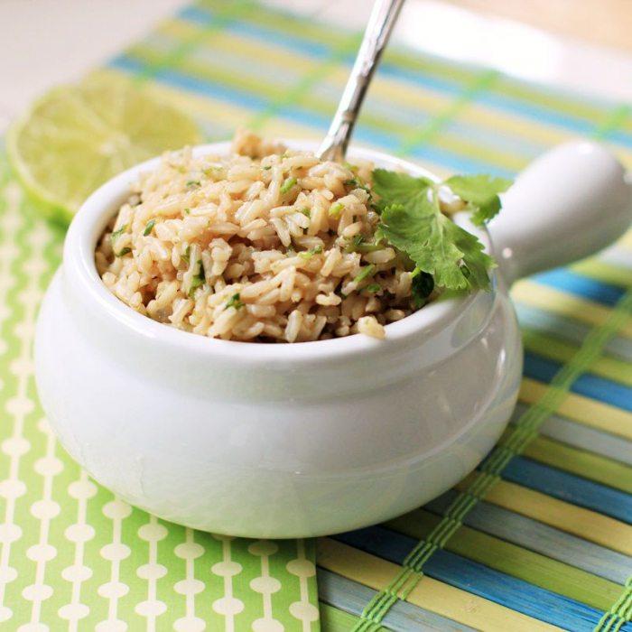 Коричневый рис: его свойства и приготовление
