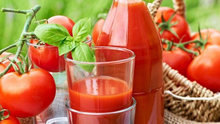 Полезный напиток на зиму: рецепты приготовления вкусного томатного сока