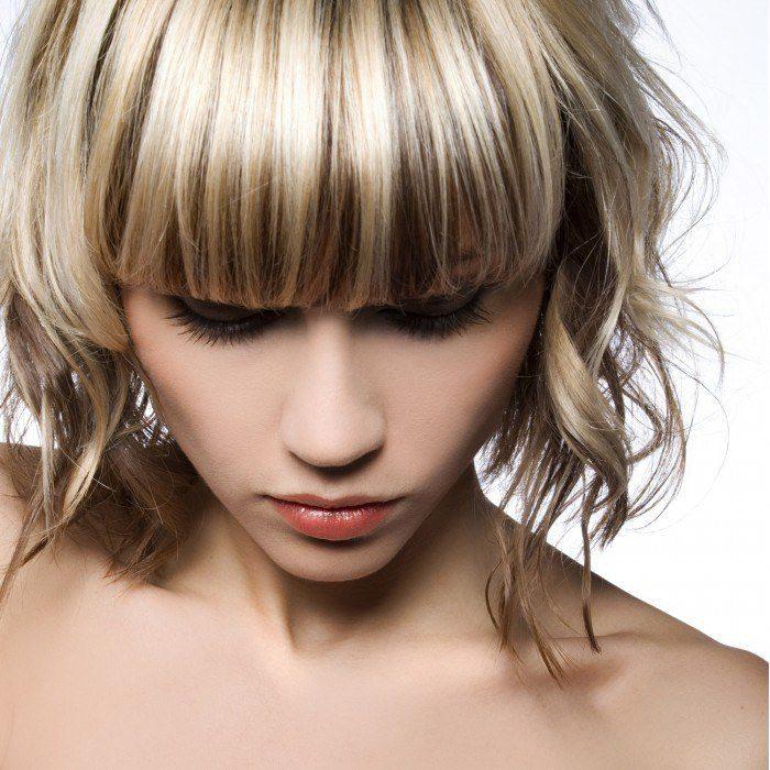 Как самостоятельно сделать колорирование волос в домашних условиях