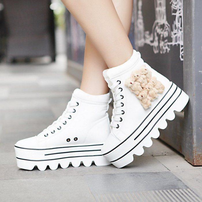 Шнуровка ботинок: как выглядеть оригинально