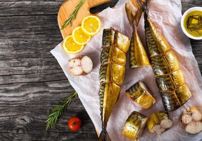Вкусная рыбка домашнего приготовления методом холодного копчения