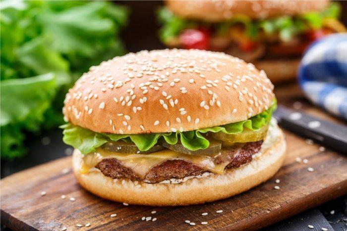 Готовим бургер в домашних условиях не хуже, чем в McDonalds