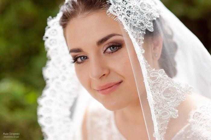 Фата испанка: как правильно крепить и носить ее в день бракосочетания?