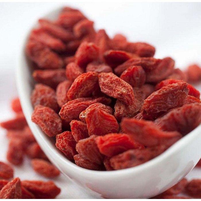 В чем польза заморских ягод годжи?