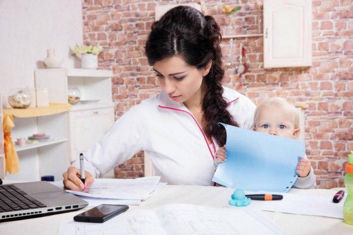 Способы заработка для женщин на дому
