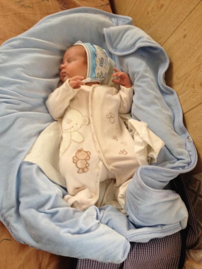 Слипы для новорожденных: модели для максимального комфорта малыша своими руками