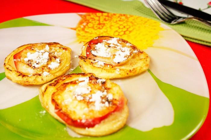 Оладьи с яблоками: простые рецепты на каждый день