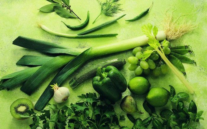 Как соблюдать зеленую диету: принципы, меню и рецепты