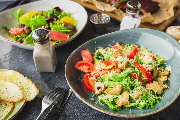 Бюджетные салаты – значит, вкусные и доступные!