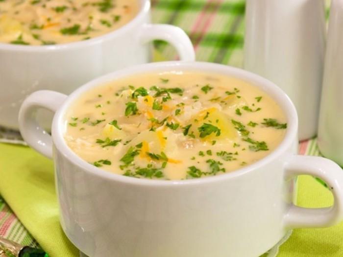 Как приготовить суп с гренками: пошаговые рецепты