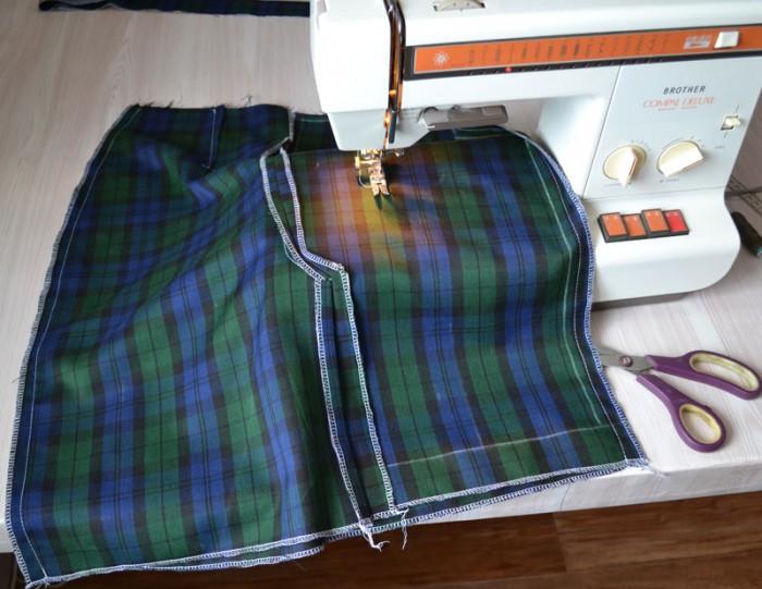 Как сделать потайной карман в одежде и аксессуарах