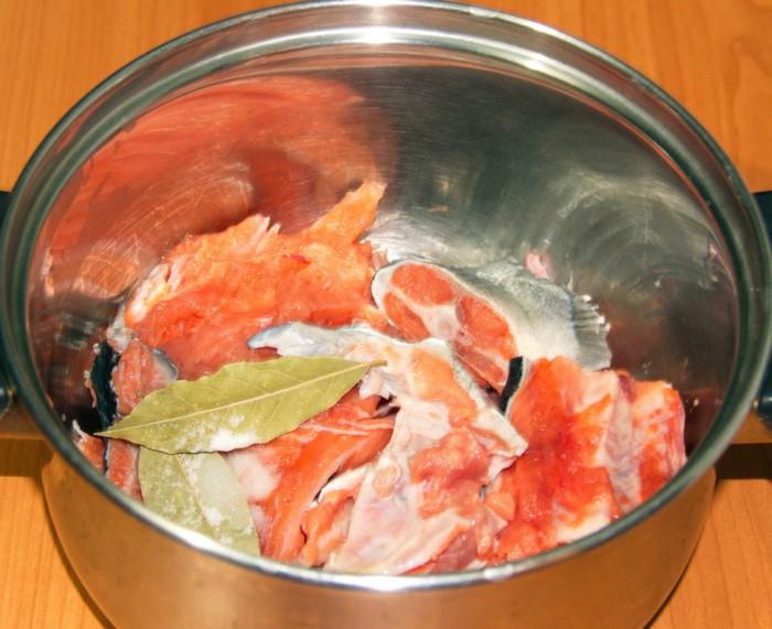 Как сварить суп из красной рыбы: пошаговые рецепты