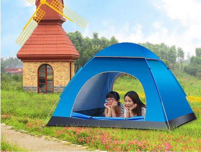 Палатки для отдыха: сооружение, которое защитит от солнца и дождя