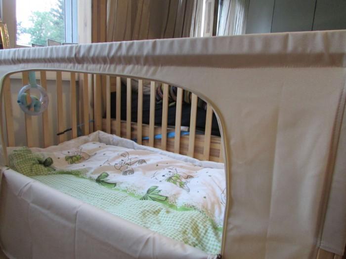 Приставная кроватка для новорожденных – удобное решение для мам и малышей
