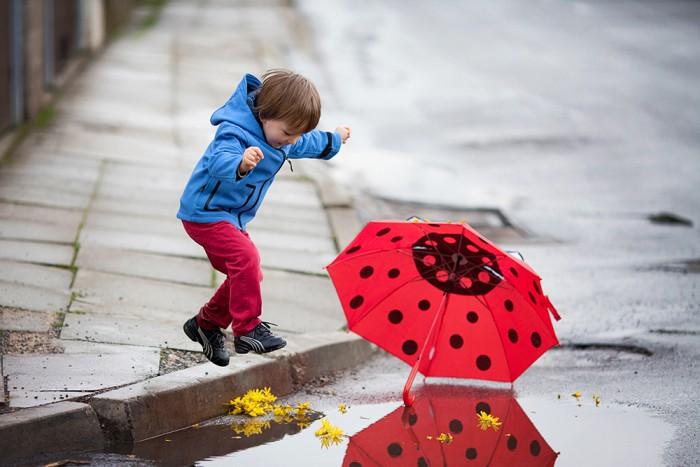 Залог здоровья в непогоду: мембранная обувь для детей