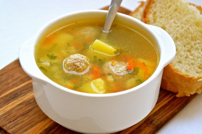 Картофельный суп с фрикадельками – советы на заметку хорошим хозяйкам