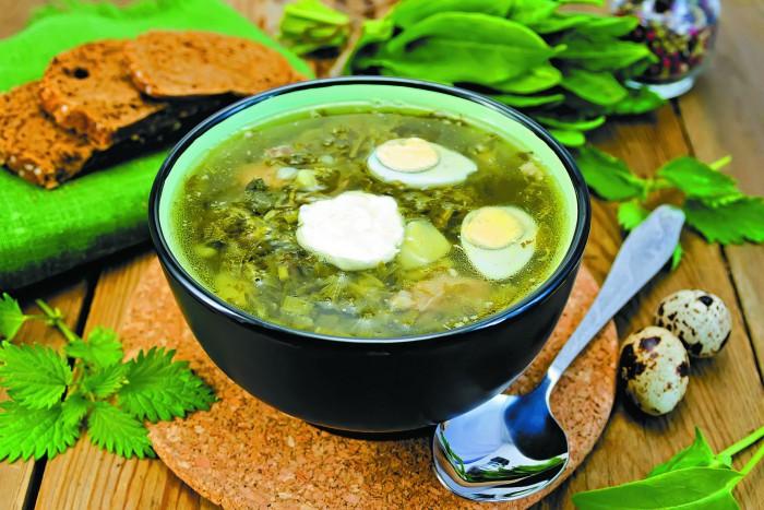 Зеленый суп с щавелем и яйцом: как сварить вкусно и быстро