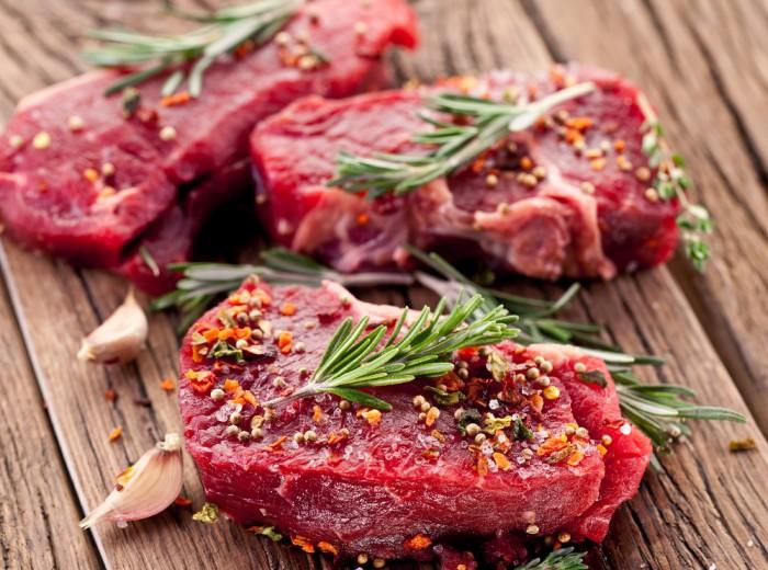 Готовим мясо лося в домашних условиях