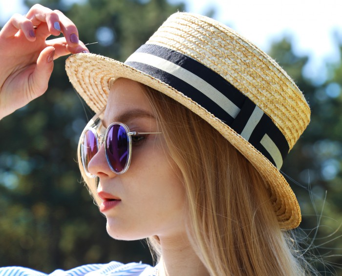 Шляпа канотье: особенности стильного аксессуара и способы ее носки