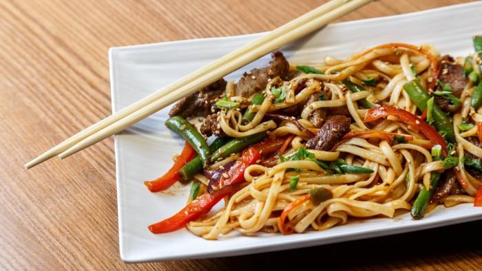 Китайская лапша с овощами и курицей: рецепты на самый притязательный вкус