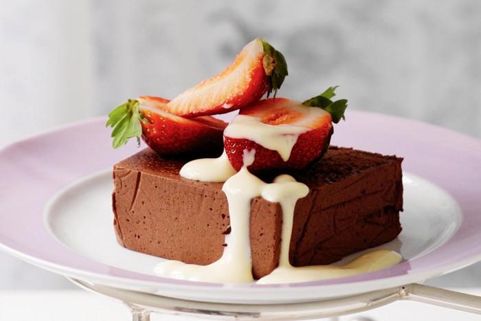 Низкокалорийный десерт: лакомство без ущерба для талии
