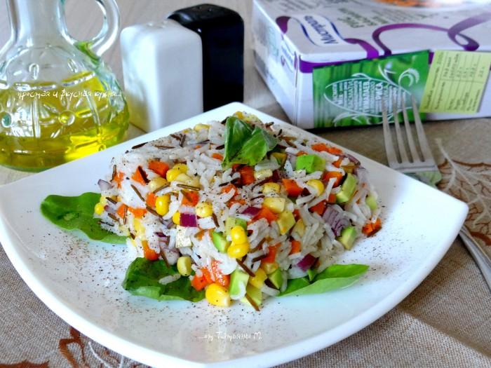 Полезное питание: готовим вегетарианские салаты