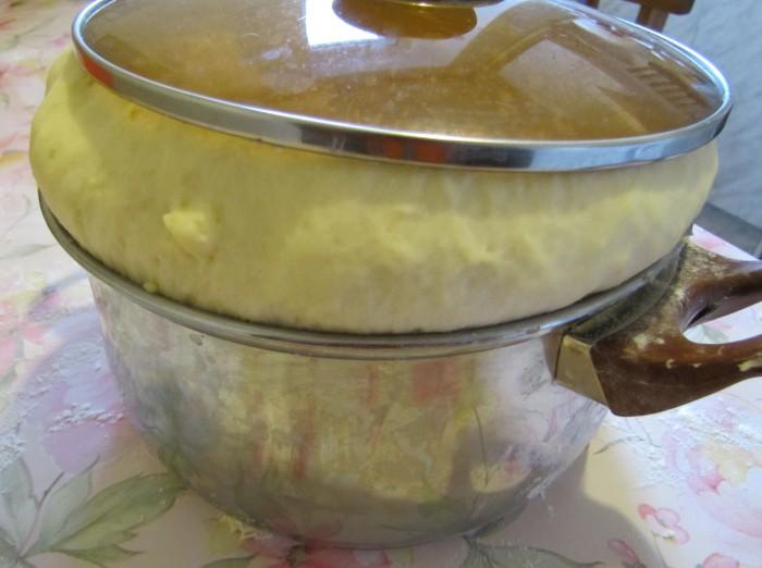 Дрожжевое опарное тесто – всегда удачная выпечка