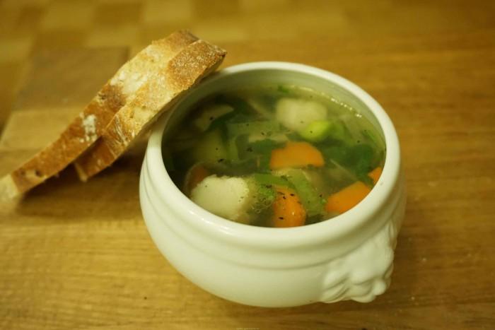 Рыбный суп из трески – рецепты от лучших поваров