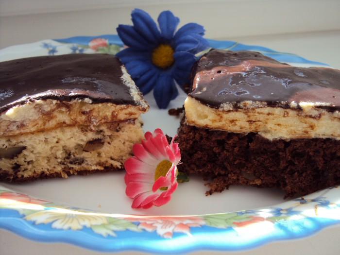 """Торт """"Улыбка негра"""" – десерт, который украсит любой праздник!"""