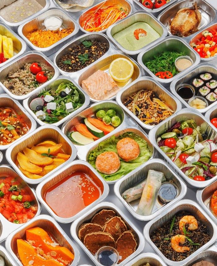 Меню на 1200 калорий в день: составляем рацион