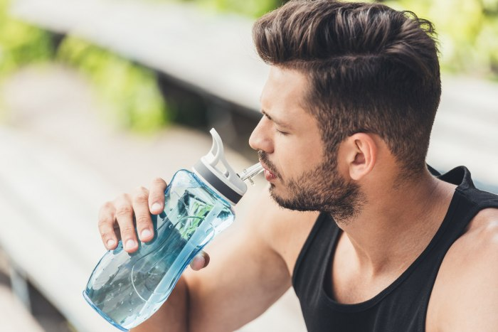 Как рассчитать норму воды по весу человека