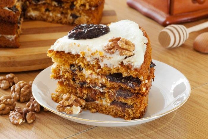 Торт Медовик на сковороде