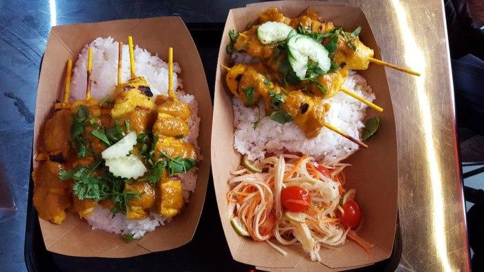 Уличная еда в разных странах мира: 15 необычных и вкусных блюд