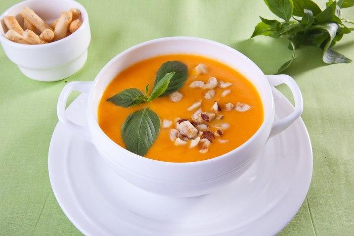Как приготовить суп-пюре из тыквы: лучшие рецепты